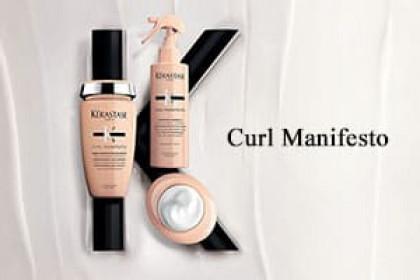 Prenez soin de vos cheveux bouclés, frisés ou crépus avec Curl Manifesto de Kerastase